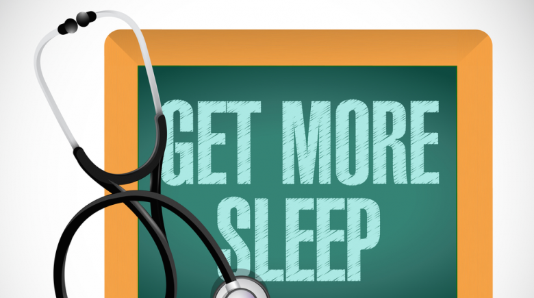 get more sleep